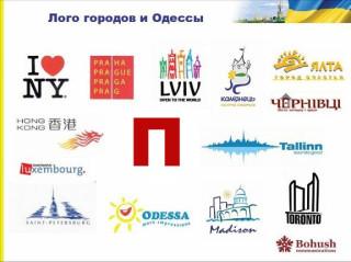 Логотипы городов