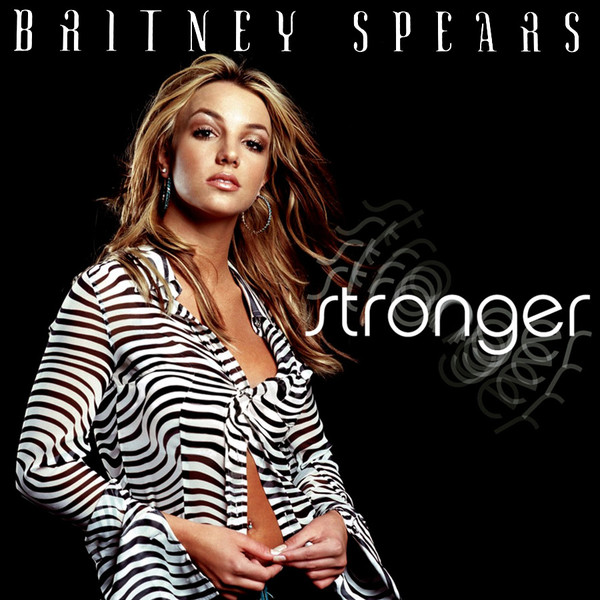 Britney Spears - Stronger.jpg
