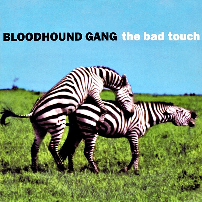 Bloodhound Gang - The Bad Touch.jpg