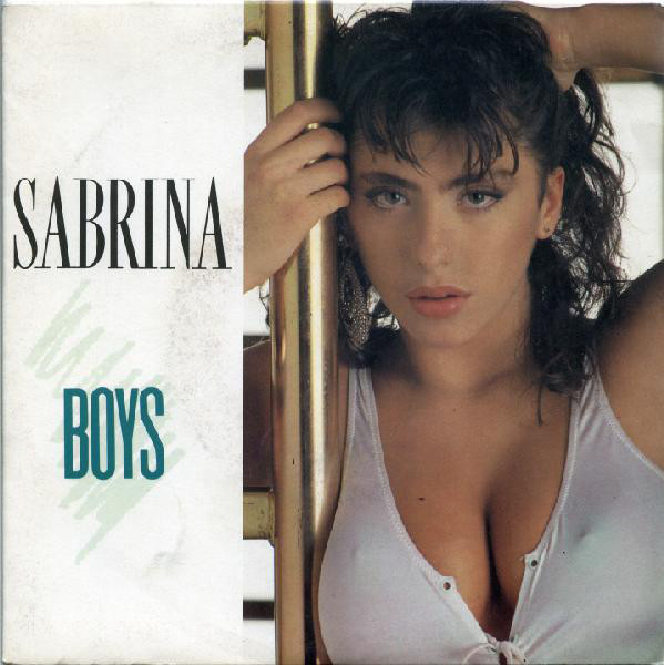 Sabrina - Boys (Summertime Love).jpg