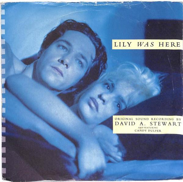 David A. Stewart feat. Candy Dulfer – Lily Was Here.jpg
