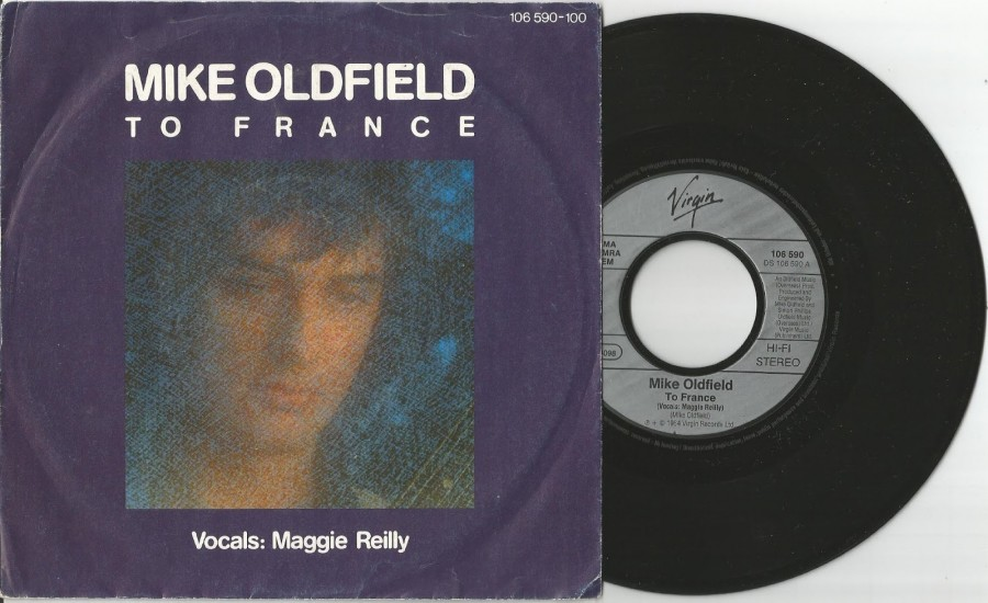 Mike Oldfield - To France.jpg