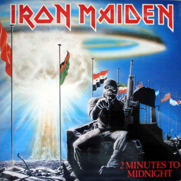Iron Maiden - 2 Minutes To Midnight.jpg