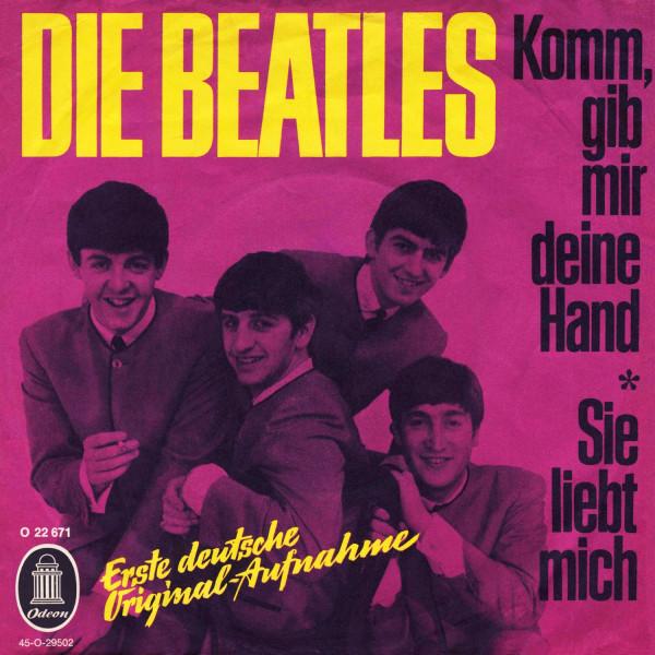 Die Beatles Komm, gib mir deine Hand - Sie liebt dich.jpg