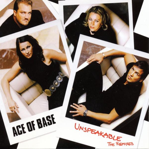 Ace of Base - Unspeakable.jpg