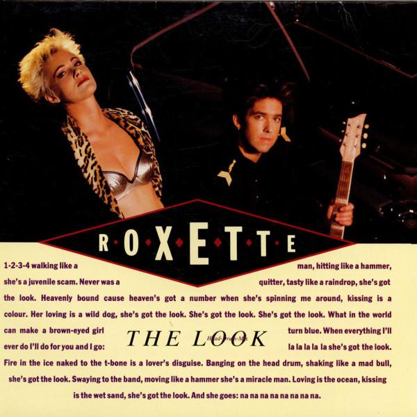 День рождения песни 255. Roxette - The Look