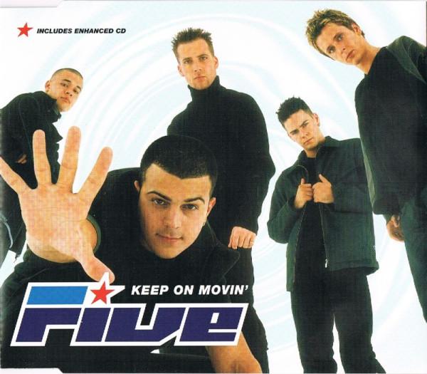 Five - Keep on Movin'.jpg