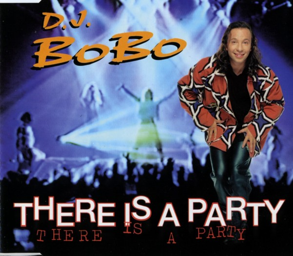 DJ Bobo - THERE IS A PARTY.jpg