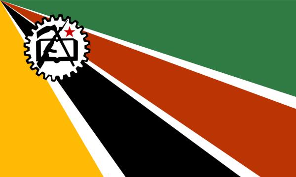 Flag_of_Mozambique Флаг Мозамбика с автоматом калашникова 1.png