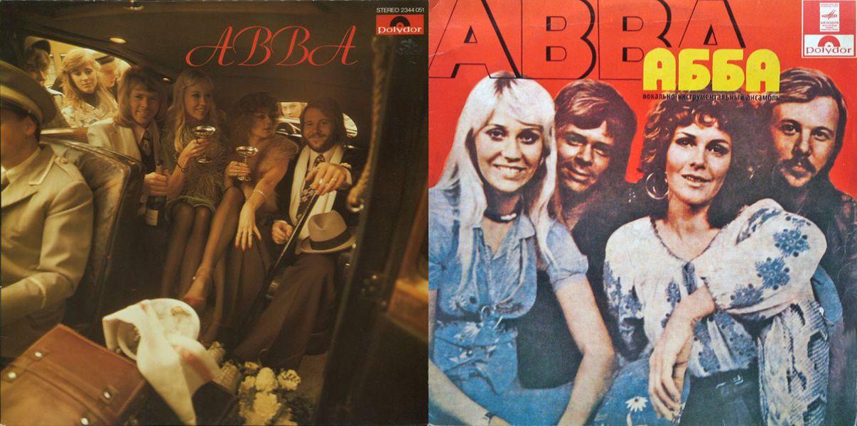 Как в СССР делали новое оформление обложек пластинок западных исполнителей ABBA-ABBA.jpg