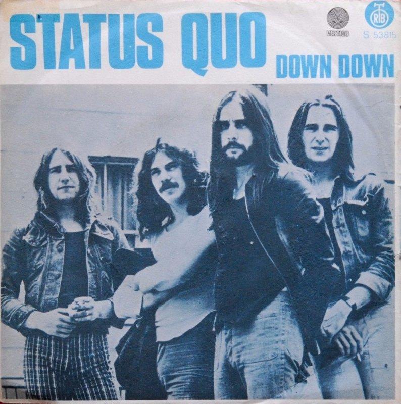 Status Quo - Down down Yugoslavia Cover.jpg
