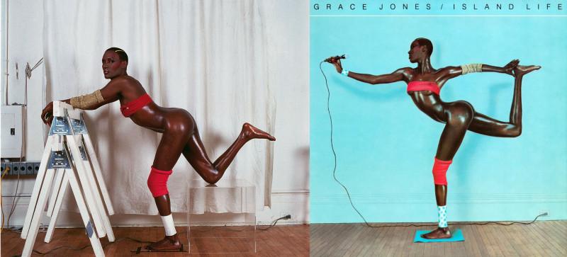 Grace Jones - Island Life до и после.jpg