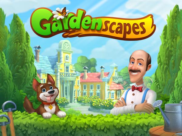 Два долларовых миллиардера из Вологды скупили конкурентов на 100 миллионов Gardenscapes game.png