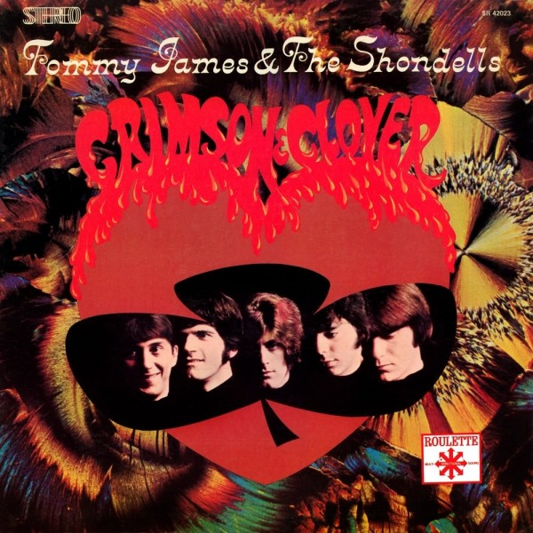 Tommy James and the Shondells - Crimson & Clover.jpg