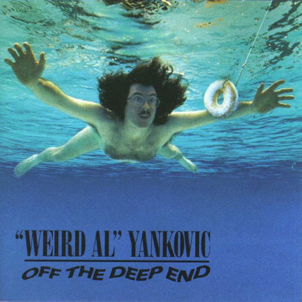 """Weird Al"" Yankovic, Off the Deep End.jpg"