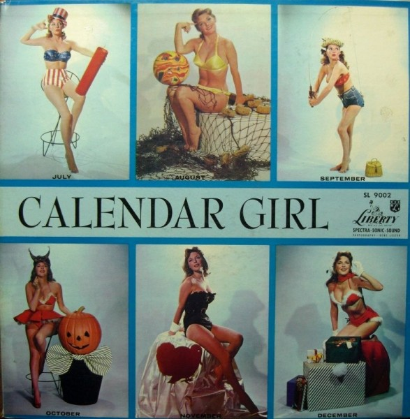 1956 Julie London - Calendar girl.jpg