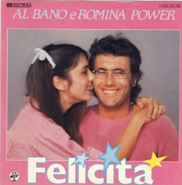 Al Bano e Romina Power - Felicità.jpg