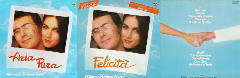 Al Bano e Romina Power aria Pura Felicità.jpg