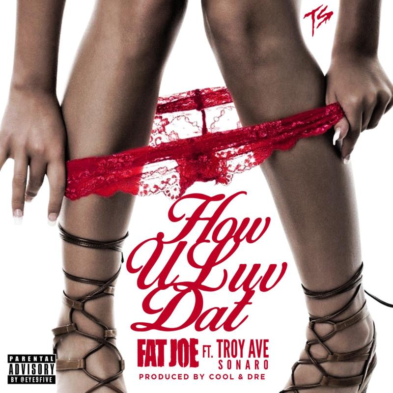 Fat Joe ft. Troy Ave - How U Luv Dat (Explicit) 2015.jpg