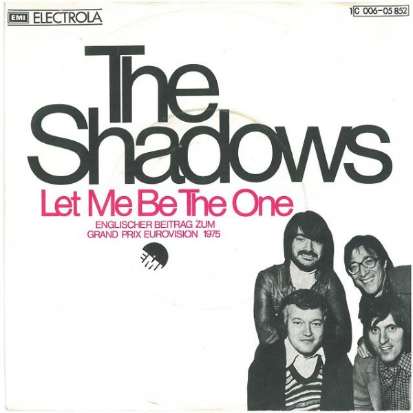 The Shadows - Let Me Be The One.jpg