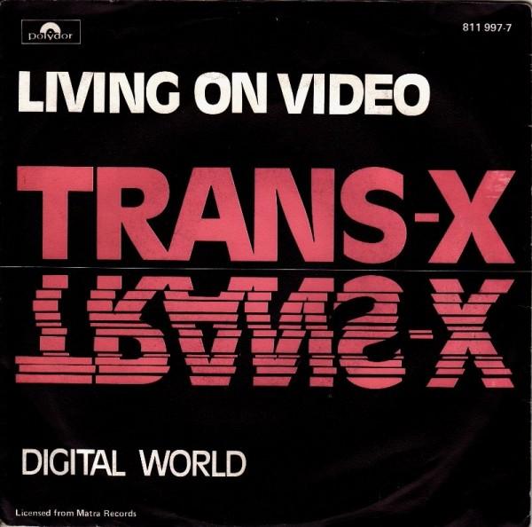 Trans-X - Living On Video.jpg