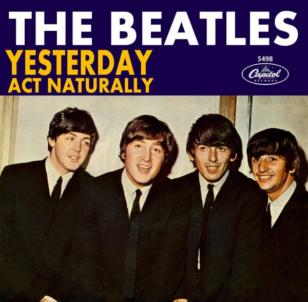 The Beatles - Yesterday.jpg