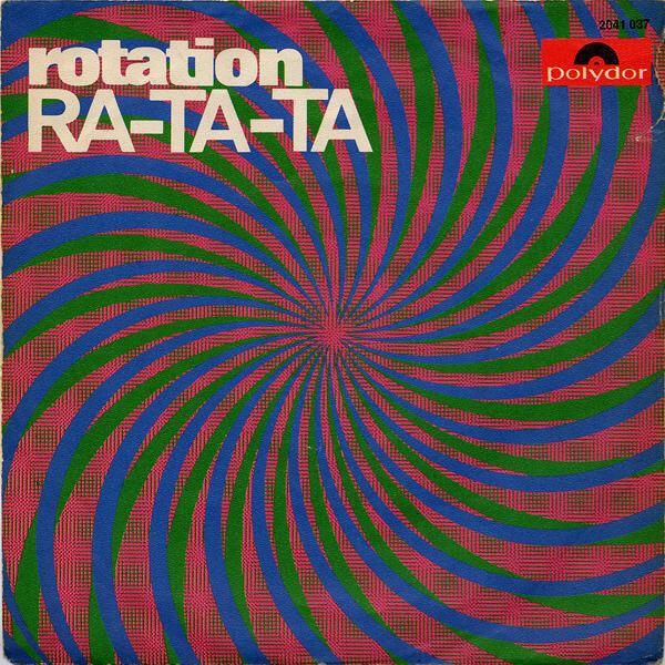 Rotation - Ra-Ta-Ta: 50 лет музыке, под которую выносят чёрный ящик в Что? Rotation - Ra Ta Ta.jpg