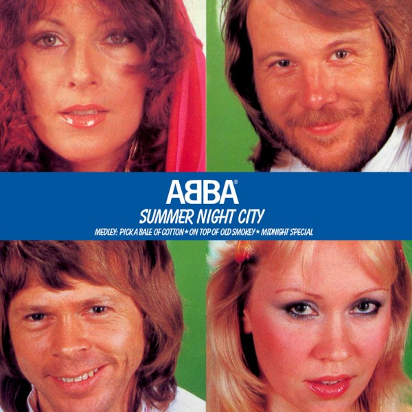 ABBA - Summer Night City.jpg