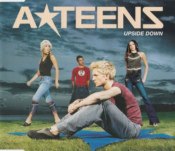 A-Teens - Upside Down.JPG