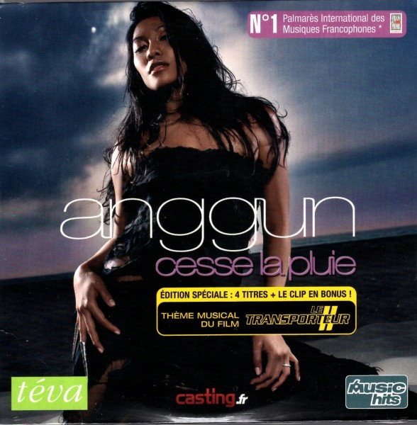 Anggun - Saviour (English)  Cesse la pluie (French)  Mantra (Indonesian).jpg