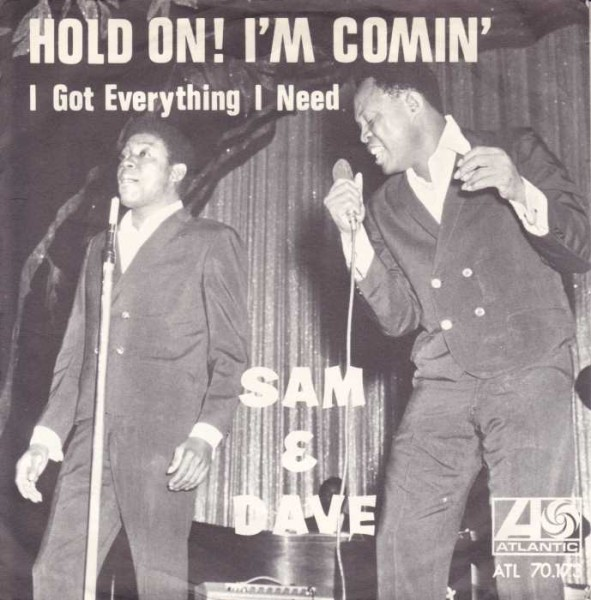 Sam And Dave – Hold On! I'm A Comin'.jpg