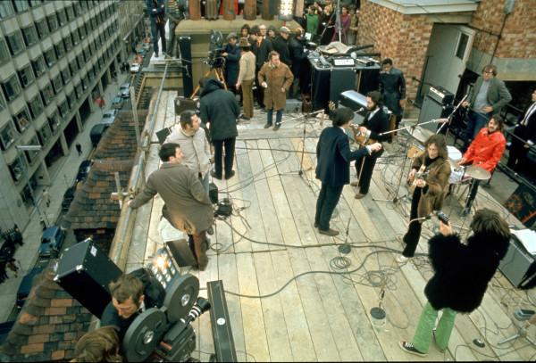 The Beatles - концерт на крыше Били Престон 1.jpg