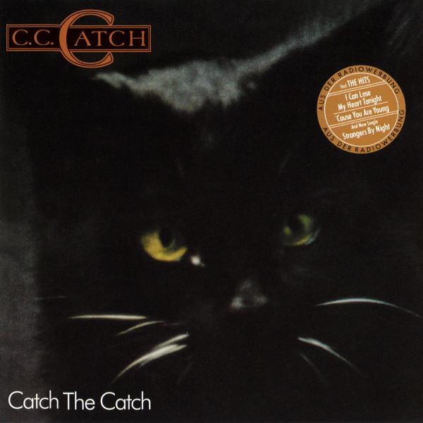 C.C. Catch - Catch The Catch album  Jump In My Car song 1986.jpg