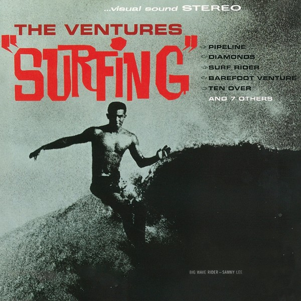 The Ventures – Surfing - Surf Rider.jpg