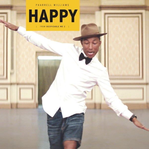 Pharrell Williams – Happy from Despicable Me 2.jpg