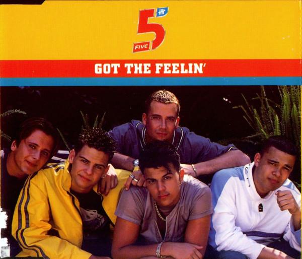 Five - Got The Feelin'.jpg