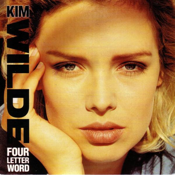 Kim Wilde - Four Letter Word.jpg
