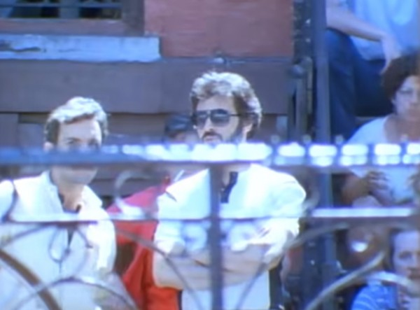 Ринго Старр в клипе A Matter of Trust Billy Joel.jpg