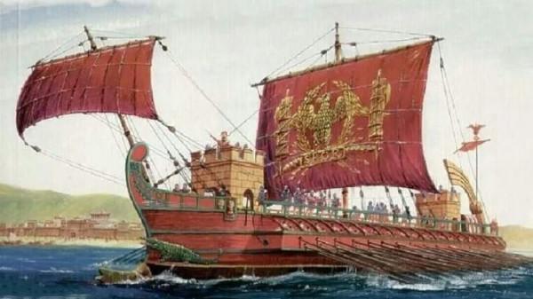 К событиям в Меотийском болоте: из записок легата преторианцев