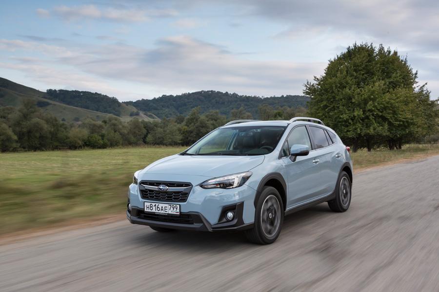 Экстерьер Subaru XV 2018 модельного года (129532)