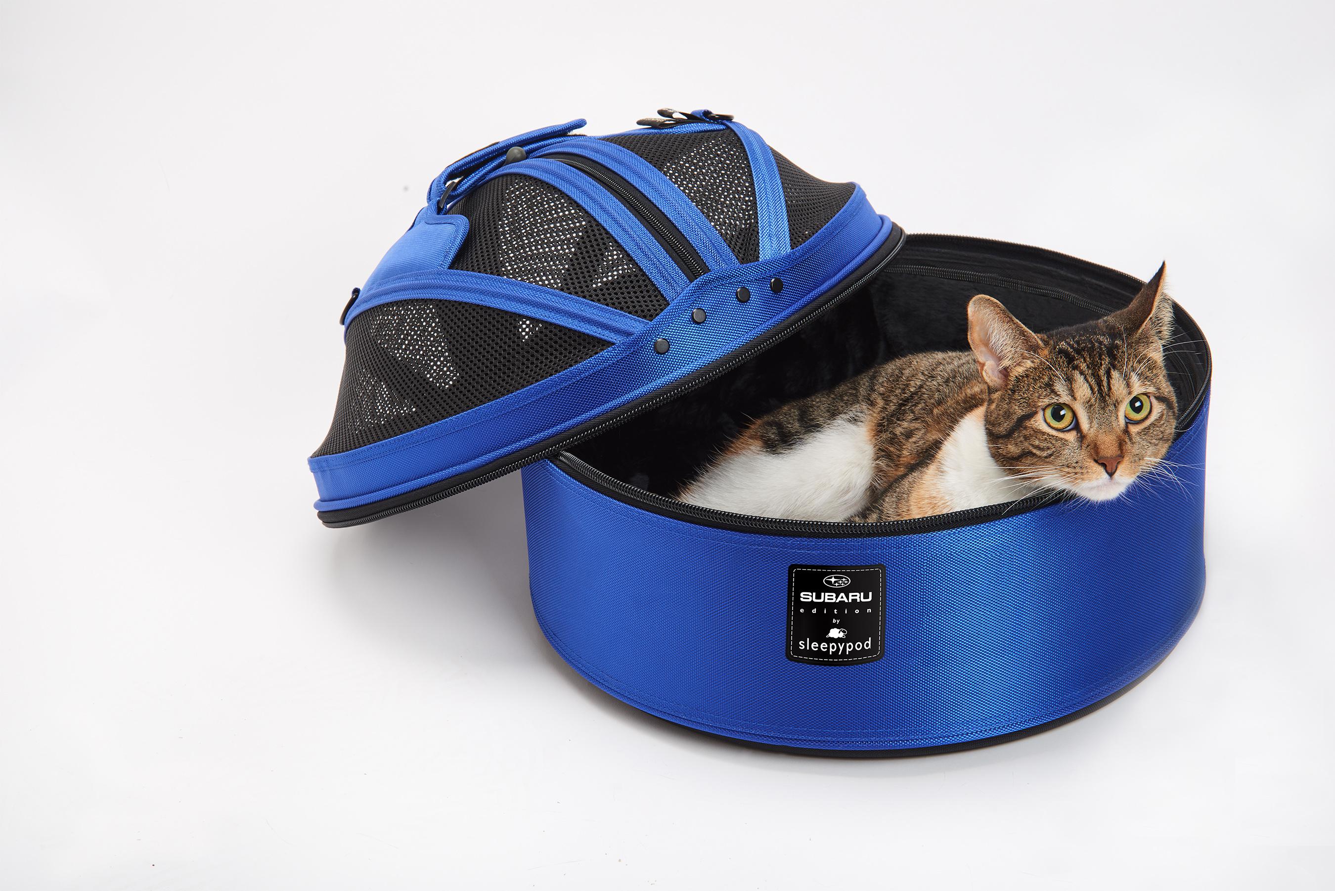 PetAccessories_SleepyPod_Cat