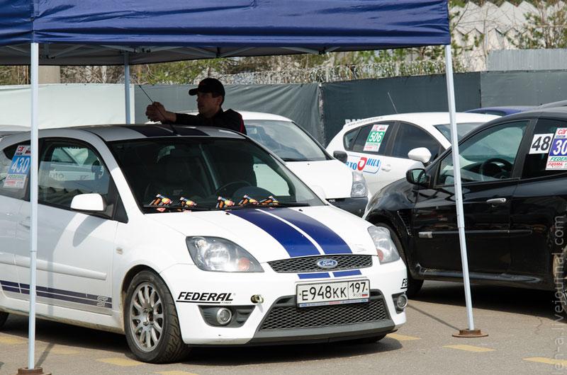 Сергей Удотов при поддержке Локал Авто