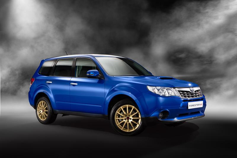 Subaru Forester tS 2012