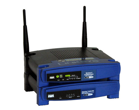 Linksys WRT 54GL