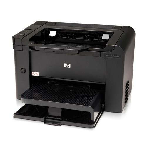 HP LaserJet Pro P1606dn не печатает по сети.