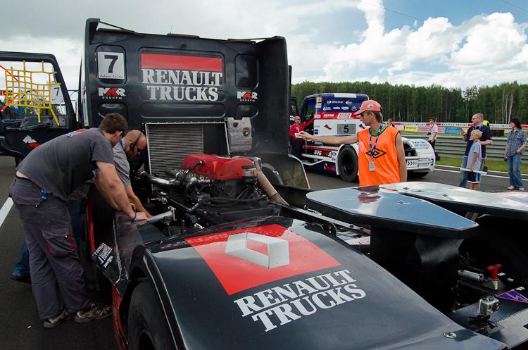 Track Battle 2011 на смоленском кольце