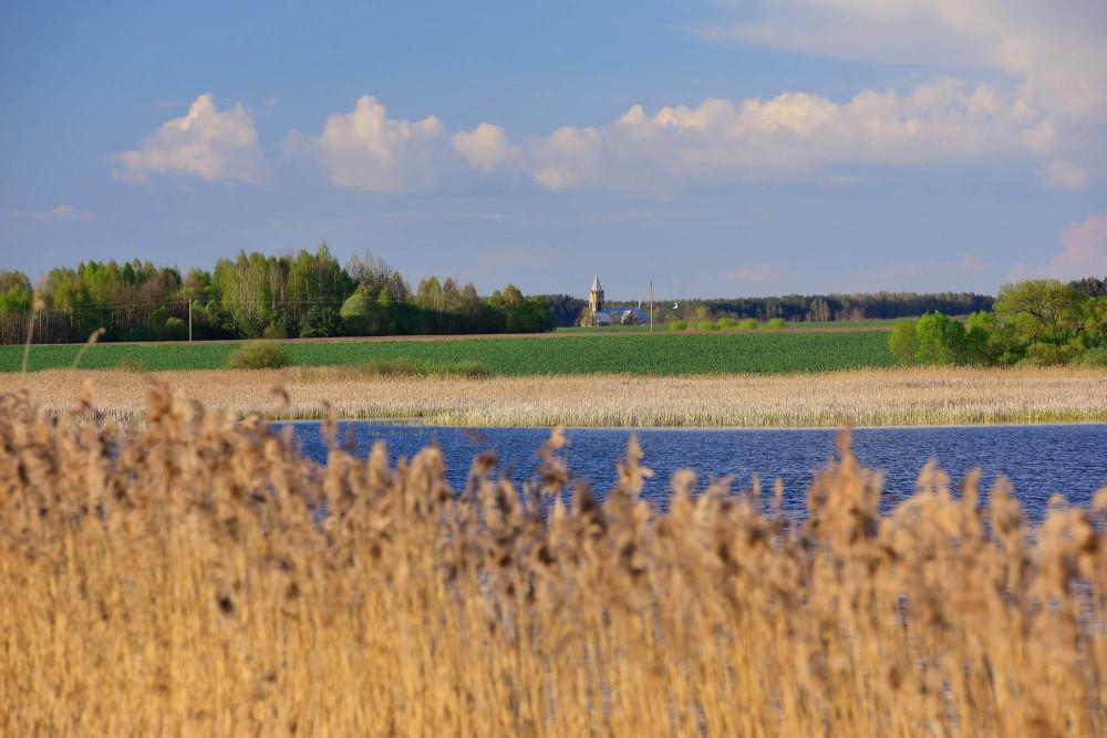 Отчет. Велопоход по Западной Беларуси (май 2016)