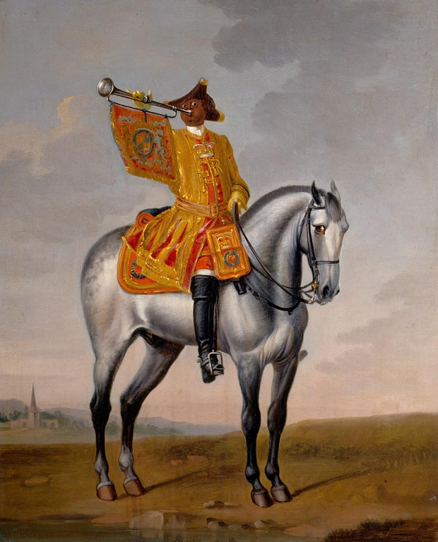 Trumpeter, 1st Troop of Horse Guards