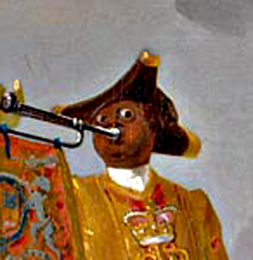 Trumpeter, 1st Troop of Horse Guards2