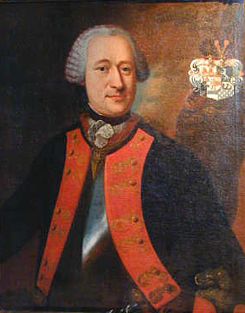 Freiherr Joseph von Hohenhausen und Hochhaus (1711-1801)
